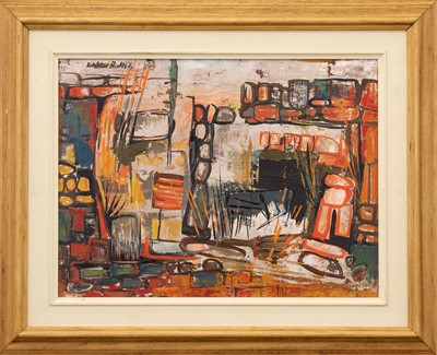Lot 25 - Walter Whall Battiss (South Africa 1906-1982)