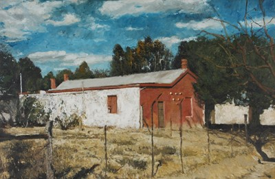 Lot 45 - Walter Meyer (South Africa 1965-2017)