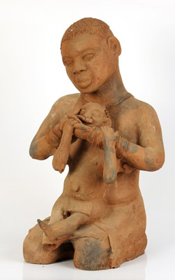Lot 40 - Noria Mabasa (South Africa 1938-)