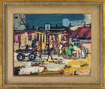 Lot 29 - Ephraim Ngatane (South Africa 1938-1971)