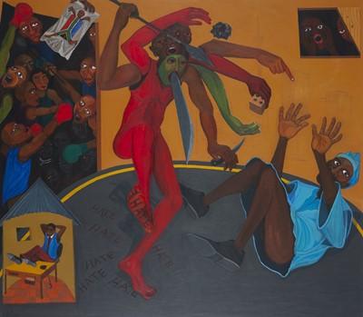 Lot 52 - Richard Mudariki (Zimbabwe 1985-)