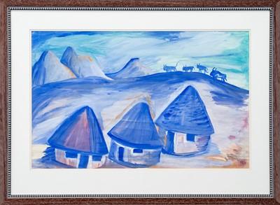 Lot 14 - Gladys Mgudlandlu (South Africa 1925-1979)