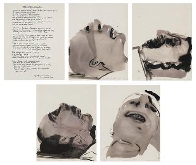 Lot 9 - Marlene  Dumas (South Africa 1953-)