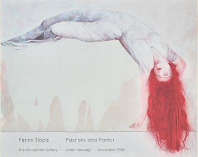 Lot 8 - Penny Siopis (South Africa 1953-)