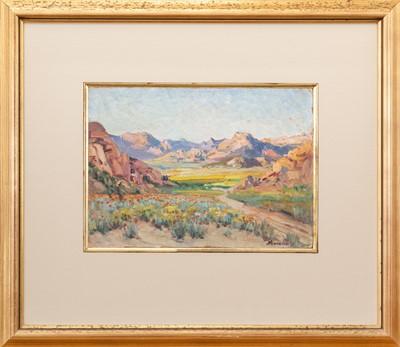 Lot 17 - Hugo Naudé (South Africa 1869-1941)