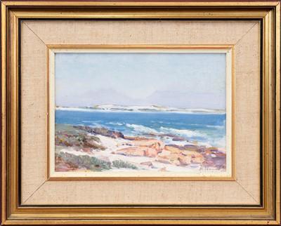 Lot 18 - Hugo Naudé (South Africa 1869-1941)
