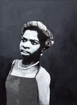 Lot 49 - Sam Nhlengethwa (South Africa 1955-)
