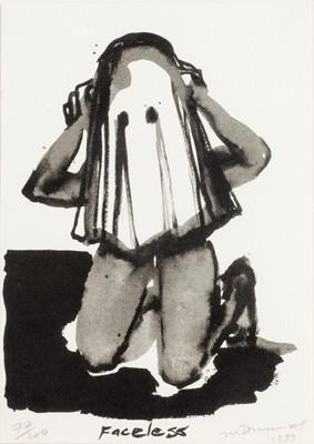 Lot 10 - Marlene  Dumas (South Africa 1953-)