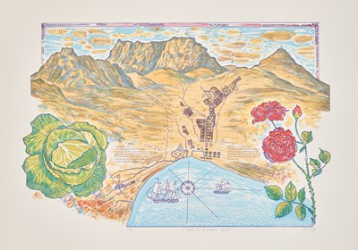 Lot 36 - Marion  Arnold (South Africa 1947-)
