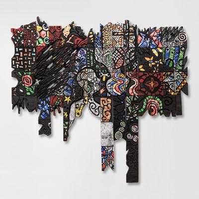 Lot 59 - Gerald Chukwuma (Nigeria  1973-)