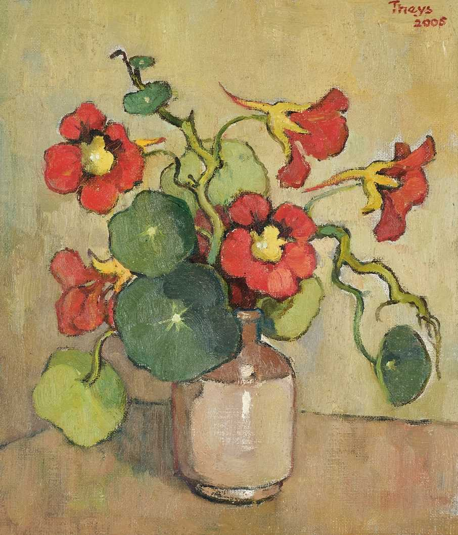 Lot 47 - Conrad Theys (South Africa 1940-)