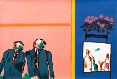 Lot 41 - Robert Hodgins (South Africa 1920-2010)
