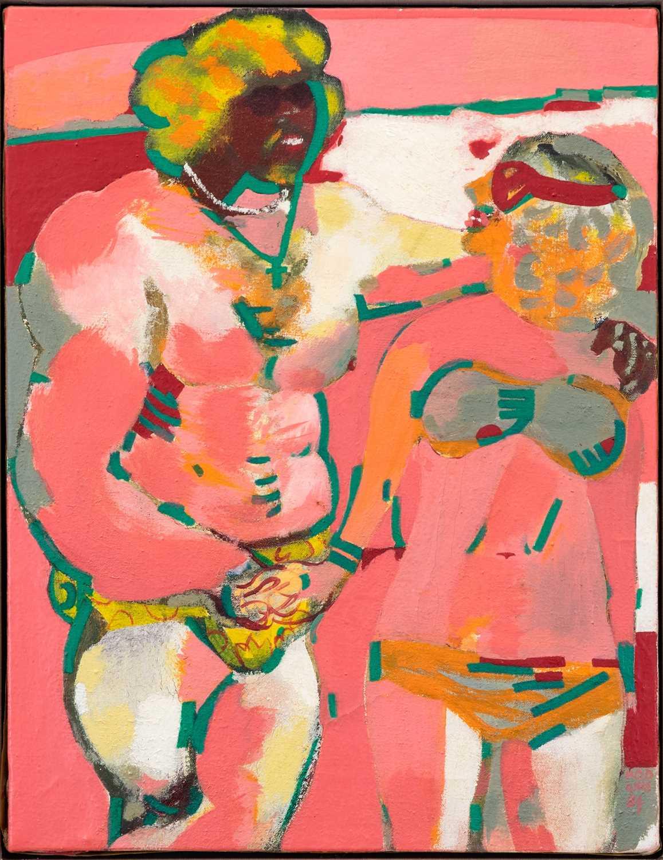 Lot 32 - Robert Hodgins (South Africa 1920-2010)