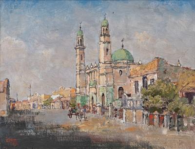 Lot 2 - Gregoire Boonzaier (South Africa 1909-2005)
