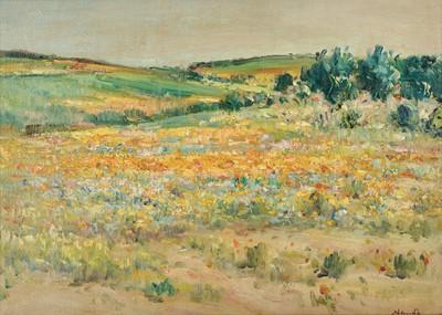 Lot 19 - Hugo Naudé (South Africa 1869-1941)