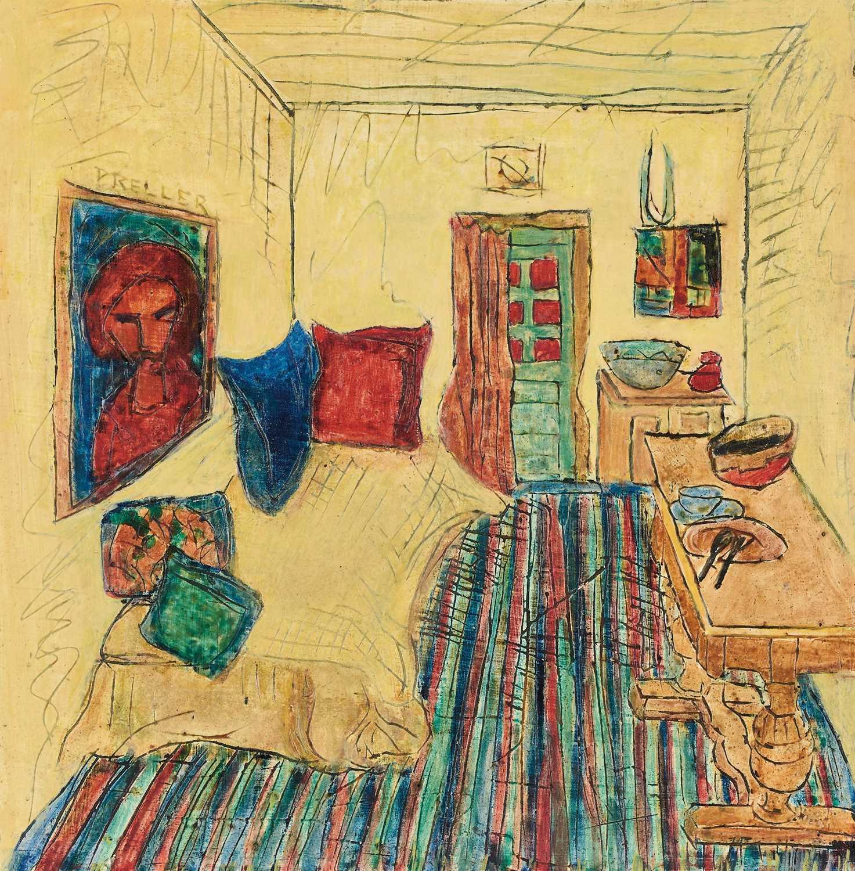 Lot 12 - Alexis Preller (South Africa 1911-1975)