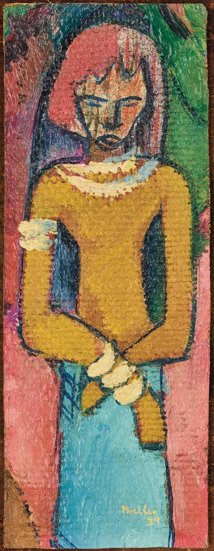 Lot 13 - Alexis Preller (South Africa 1911-1975)