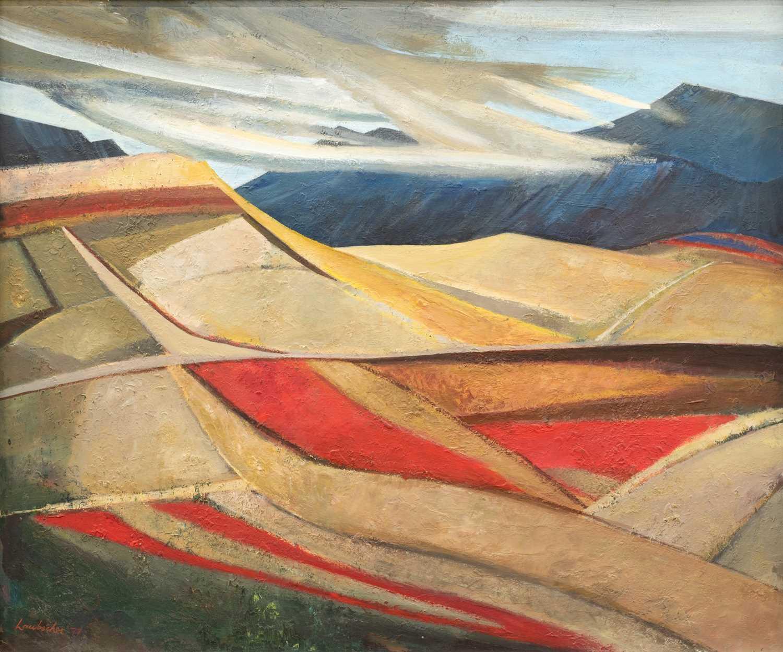 Lot 24 - Erik Laubscher (South Africa 1927-2013)