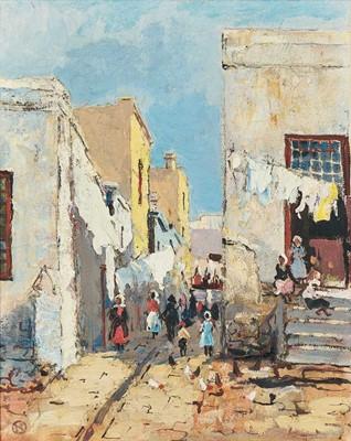 Lot 1 - Nita Spilhaus (South Africa 1878-1967)
