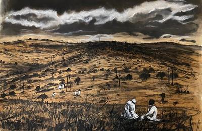 Lot 96 - Themba Khumalo (South Africa 1987-)