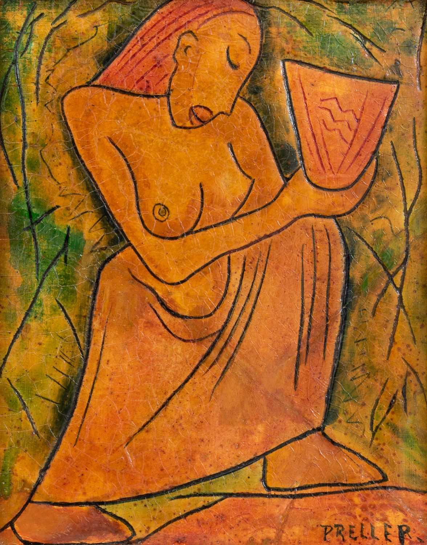 Lot 35 - Alexis Preller (South Africa 1911-1975)