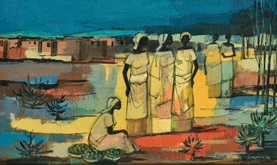 Lot 64 - Waalko Jans Jnr Dingemans (South Africa 1921-2001)