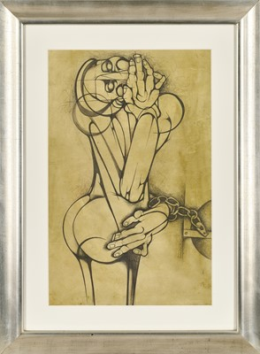 Lot 48 - Dumile Feni (South Africa 1942-1991)