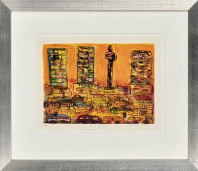 Lot 35 - David Koloane (South Africa 1938-2019)