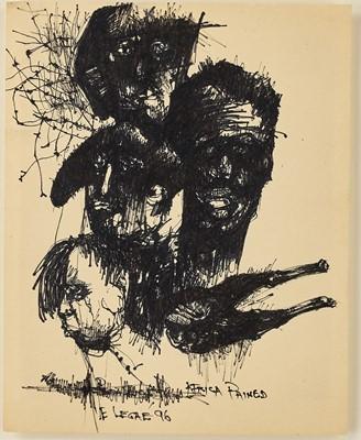 Lot 18 - Ezrom Legae (South Africa 1938-1999)
