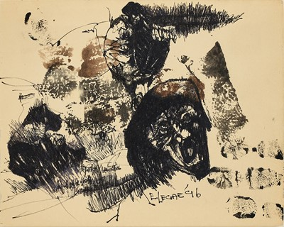 Lot 17 - Ezrom Legae (South Africa 1938-1999)