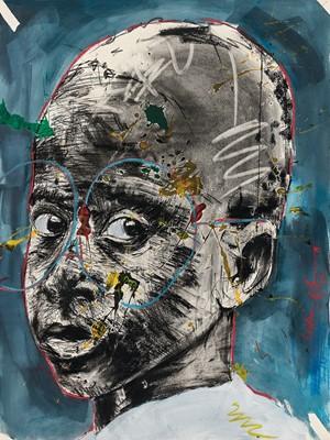 Lot 67 - Nelson Makamo (South Africa 1982-)