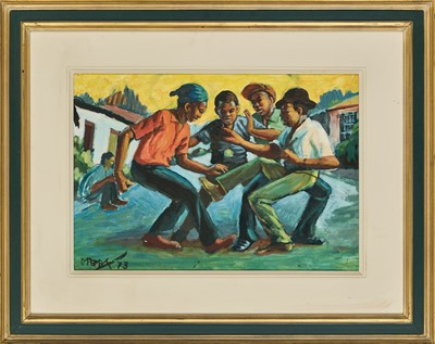 Lot 4 - George Pemba (South Africa 1912-2001)