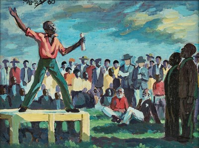 Lot 54 - George Pemba (South Africa 1912-2001)