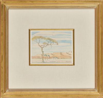 Lot 7 - Jacobus Hendrik Pierneef (South Africa 1886-1957)