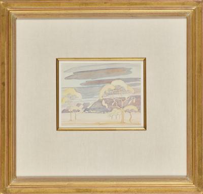 Lot 8 - Jacobus Hendrik Pierneef (South Africa 1886-1957)