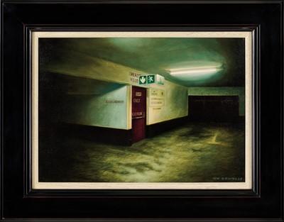 Lot 45 - Henk Serfontein (South Africa 1971-)