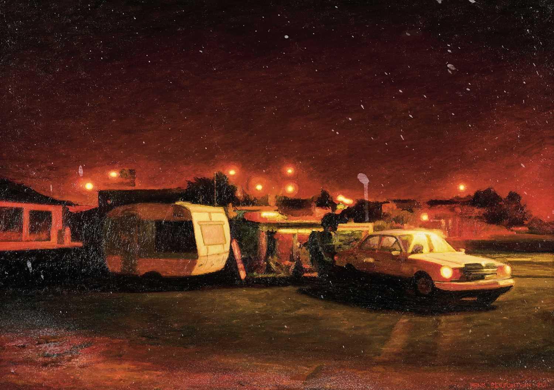 Lot 42 - Henk Serfontein (South Africa 1971-)