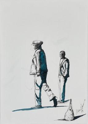 Lot 15 - Nelson Makamo (South Africa 1982-)
