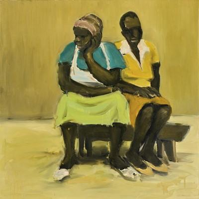 Lot 70 - Patrick Makumbe (Zimbabwean 1978-)