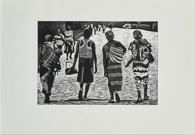 Lot 80 - John Vusi  Mfupi (South Africa 1977-)