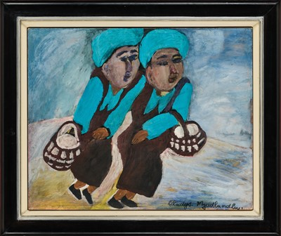 Lot 5 - Gladys Mgudlandlu (South Africa 1925-1979)