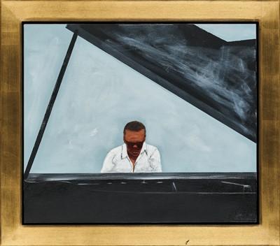 Lot 13 - Sam Nhlengethwa (South Africa 1955-)