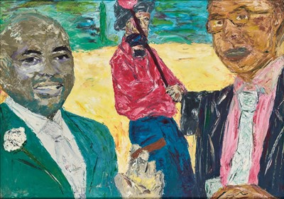 Lot 96 - Unknown Artist (South Africa 20th Century)