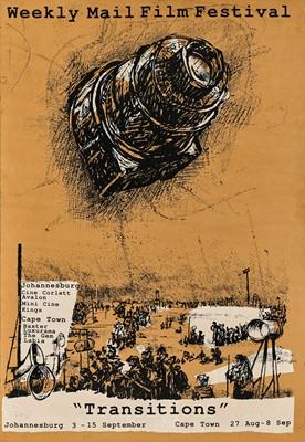 Lot 29 - William Kentridge (South Africa 1955-)