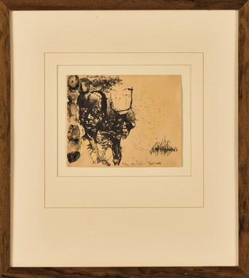 Lot 19 - Ezrom Legae (South Africa 1938-1999)