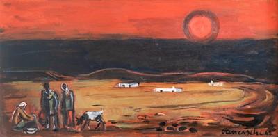 Lot 15 - Maurice Van Essche (Belgium/South Africa 1906-1977)