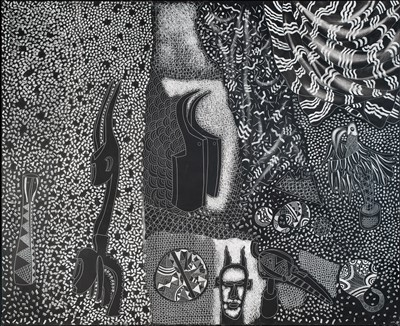 Lot 71 - Andrew Verster (South Africa 1937-2020)
