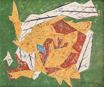 Lot 85 - Eugene Labuschagne (South Africa 1921-1990)