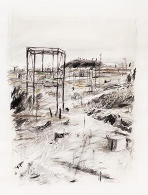 Lot 11 - William Kentridge (South Africa 1955-)
