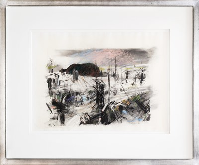 Lot 10 - William Kentridge (South Africa 1955-)